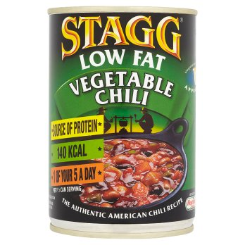 STAGG VEGETABLE CHILLE 400G