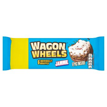 BURTONS JAMMIE WAGON WHEELS 229G