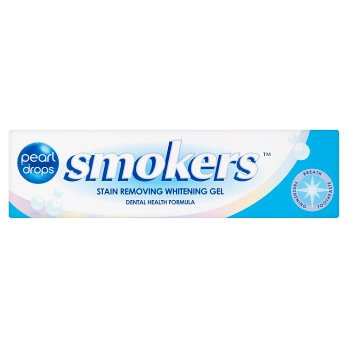 PEARL SMOKERS TOOTHPASTE 50ML