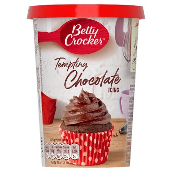 BETTY CROCKER TEMPTING CHOCOLATE ICING 400G
