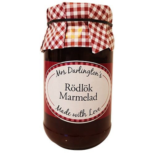 MRS DARLINGTONS RED ONION MARMALADE 312G
