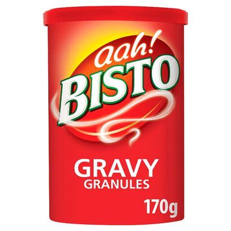 BISTO GRAVY GRANULES BEEF 170G