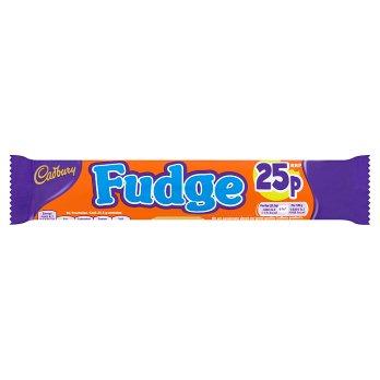 CADBURY FUDGE 25.5G
