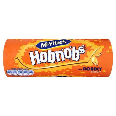 MCVITIES HOBNOBS 300G PM
