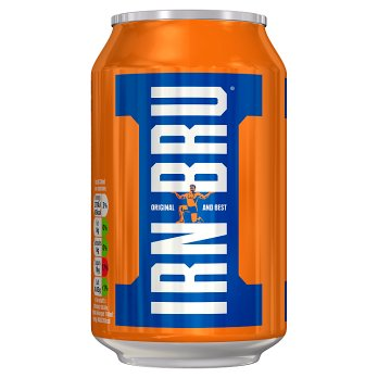 WHOLESALE ONLY - 24 x BARR IRN BRU 330ml - incl 1kr Pant