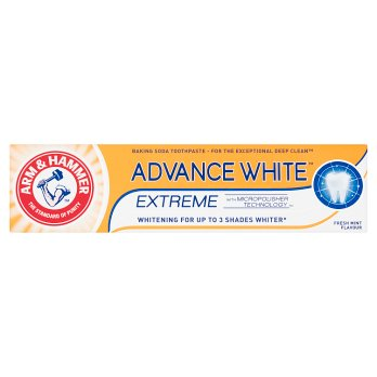 ARM & HAMMER WHITENING TOOTHPASTE 75ML