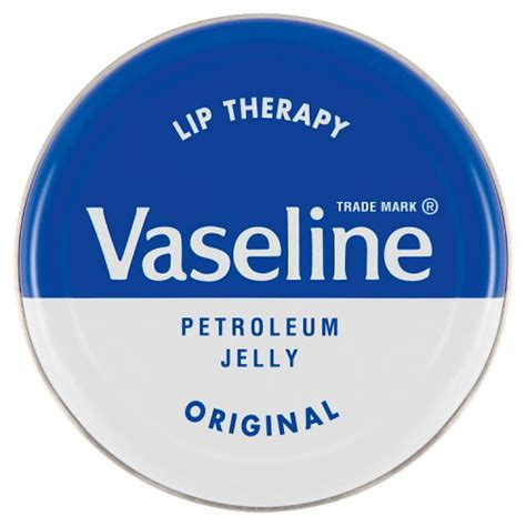 VASELINE ORIGINAL LIP TIN 20G