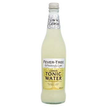 FEVER-TREE LEMON TONIC WATER 500ML