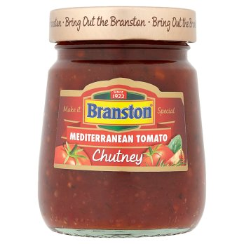 BRANSTON TOMATO CHUTNEY 290G