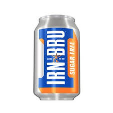 BARR IRN BRU DIET 330ml - incl 1kr Pant