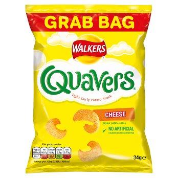 QUAVERS 34G
