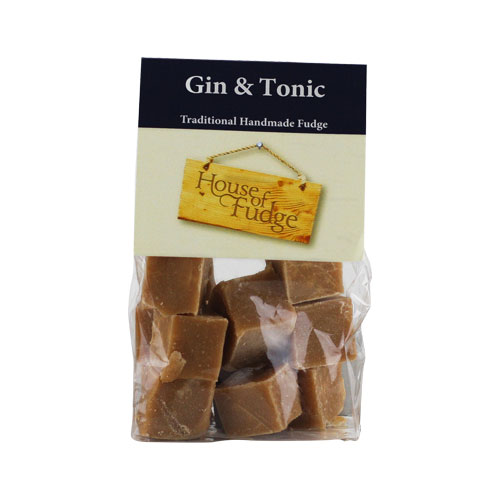 HOUSE OF FUDGE GIN & TONIC 175G