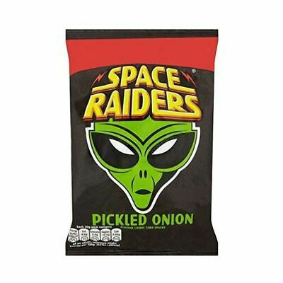 SPACE RAIDERS PICKLED ONION 25G