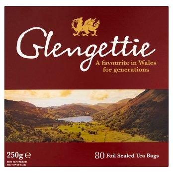 GLENGETTIE 80 TEA BAGS