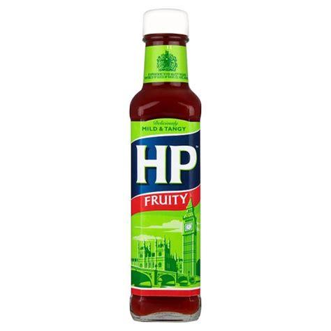 HP FRUITY SAUCE GLASS 255G