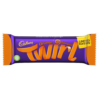 CADBURY TWIRL ORANGE 43G
