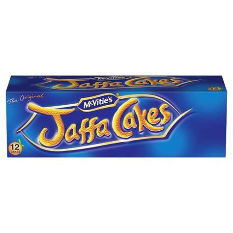 MCVITIES JAFFA CAKES 10 PACK 120G