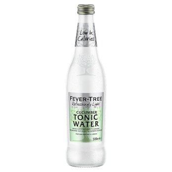 FEVER-TREE CUCUMBER TONIC WATER 500ML