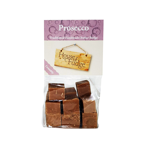 HOUSE OF FUDGE PROSECCO 175G