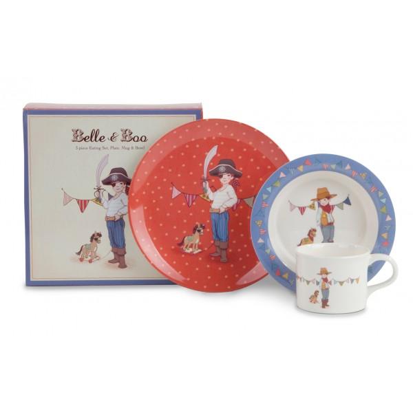 Belle & Boo Ellis Spisesett