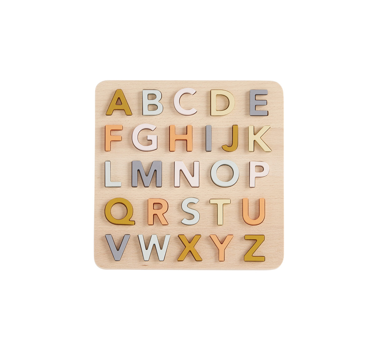KIDS CONCEpT ABC puslespill i tre