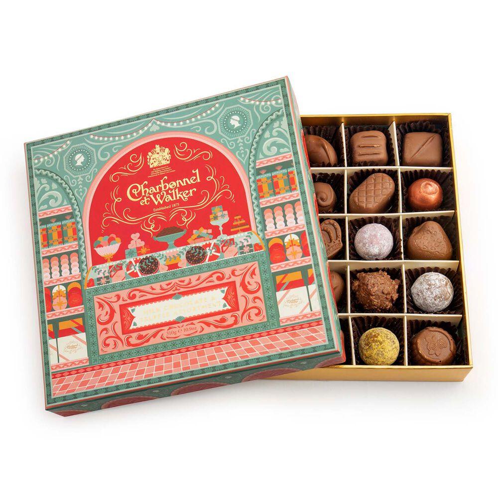 Charbonnel et Walker - Milk chocolate and truffle set -