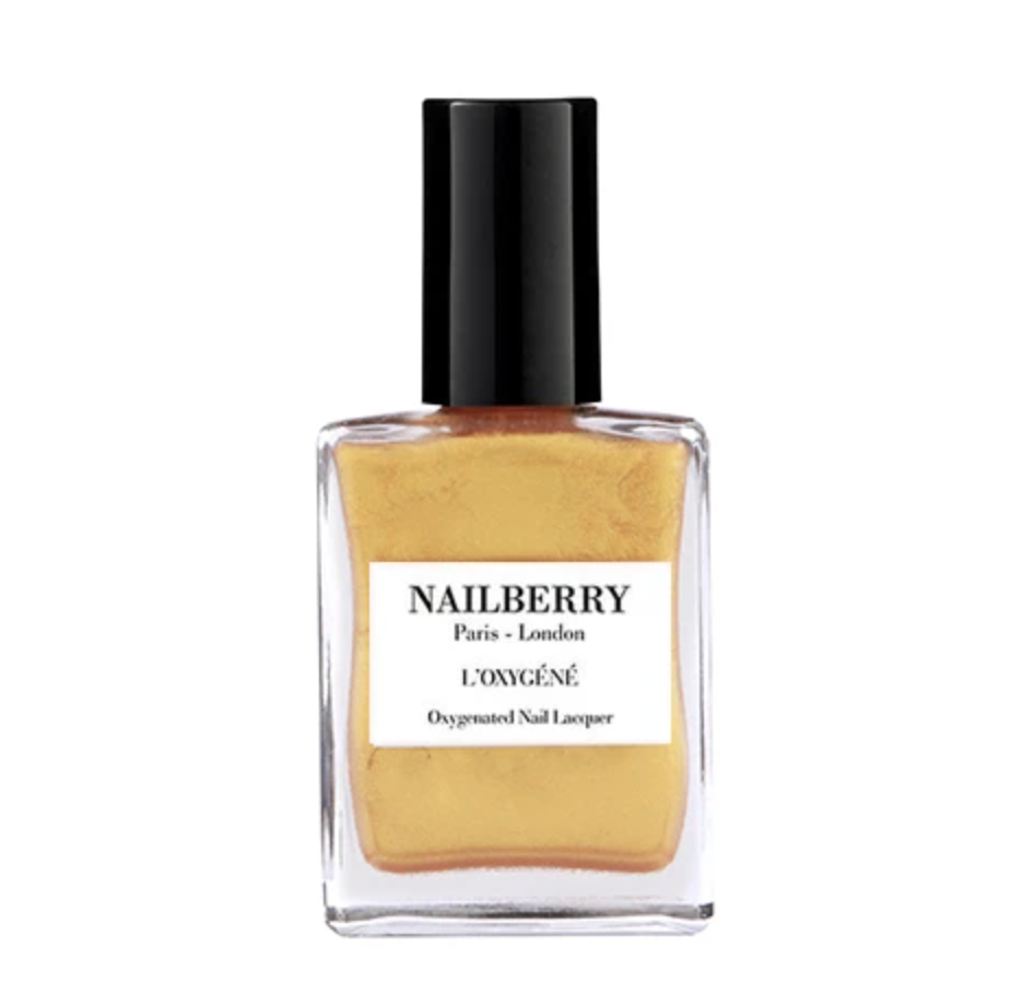 NAILBERRY - Golden hour -