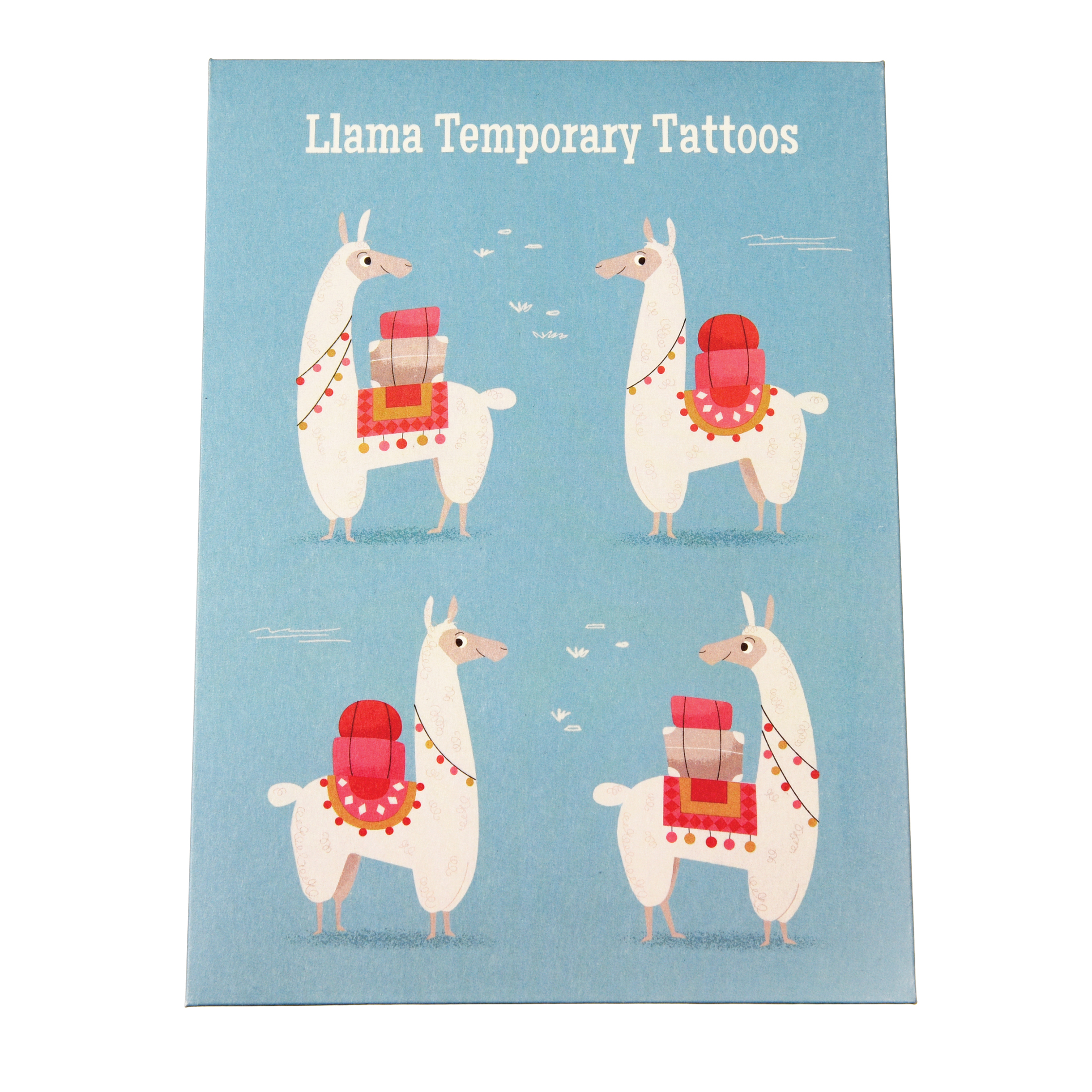 REX LONDON Dolly Llama tattoveringer