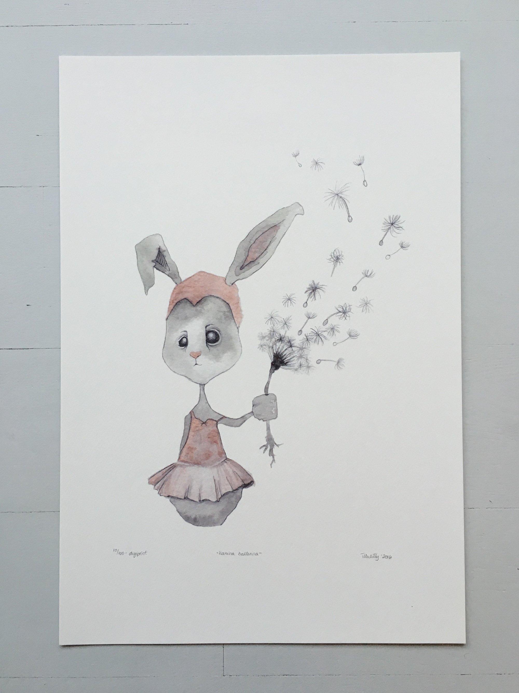 -illulilly- Kanina Ballerina A3 & A4