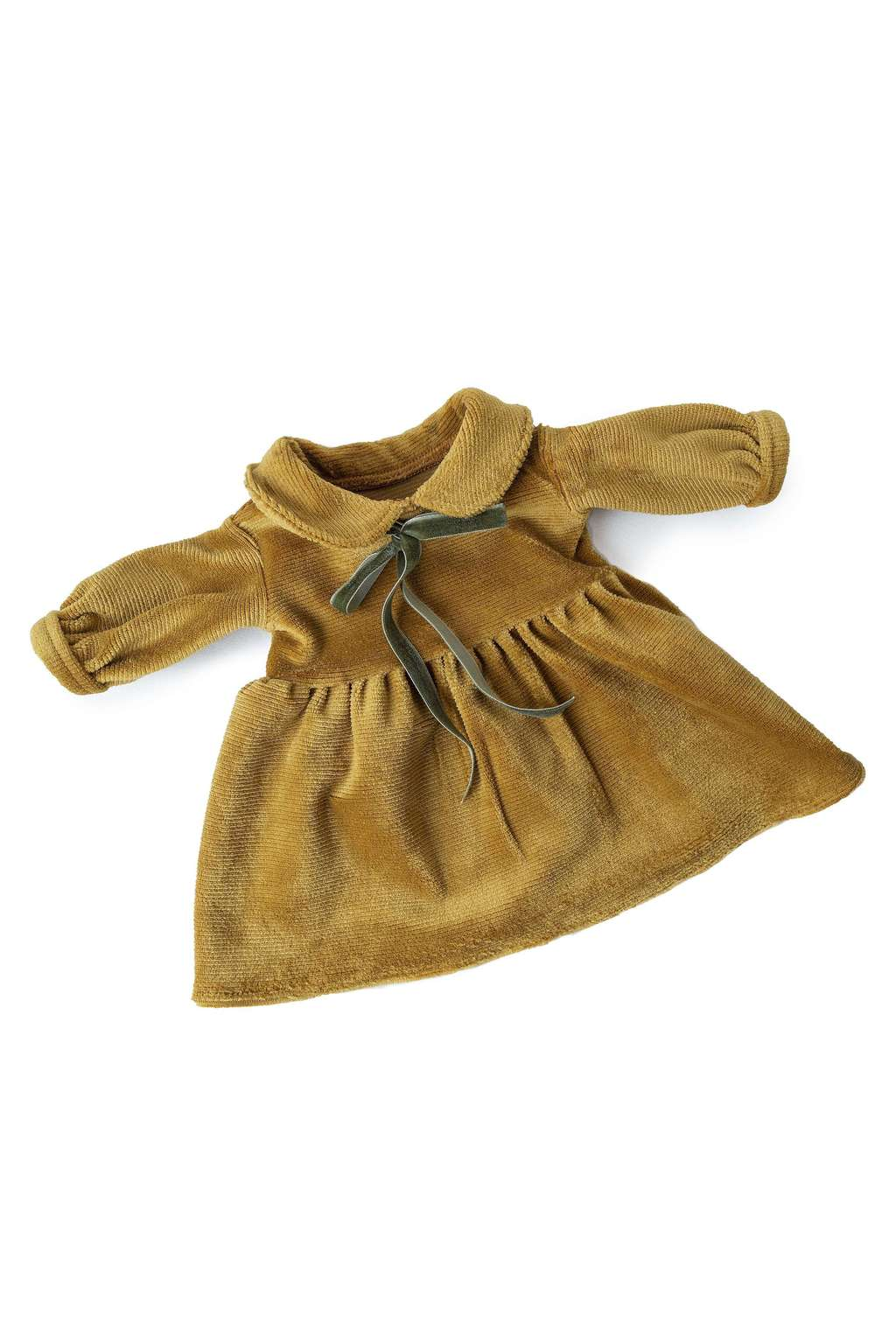 Philomena Kloss kjole - Retro gul -