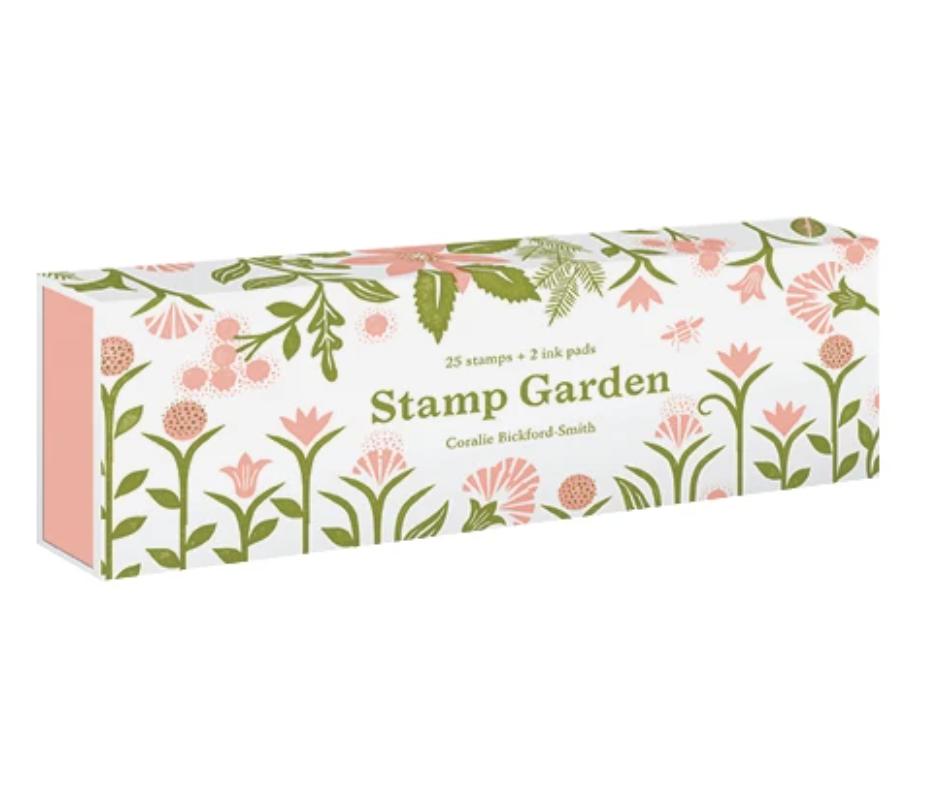 PAPress Stempelsett - Stamp garden - (Kommer 10.12.20)