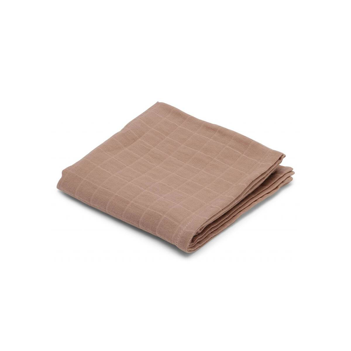 Konges Sløjd Muslin cloth - Rose -