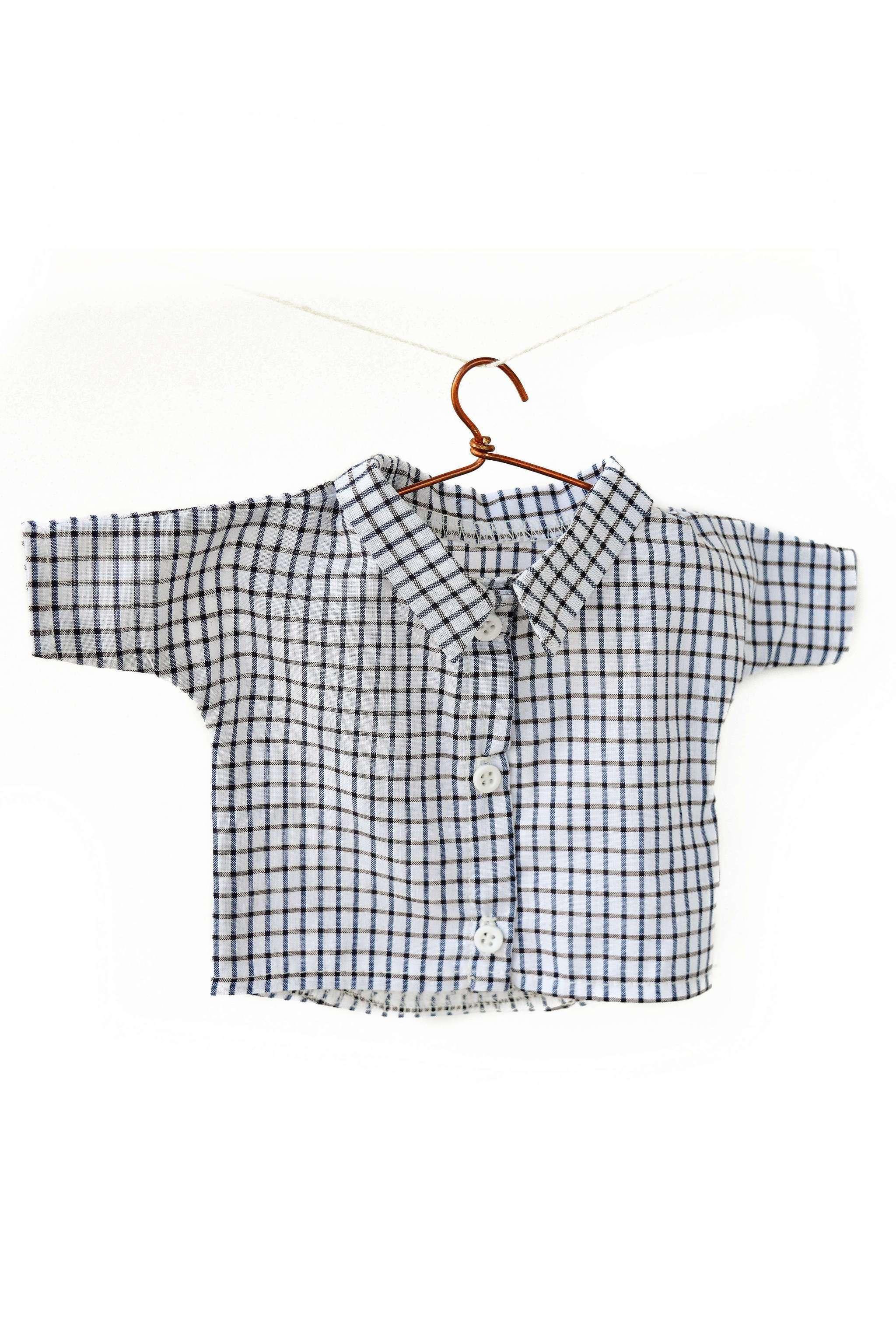 Skjorte (Philomena Kloss bamse)