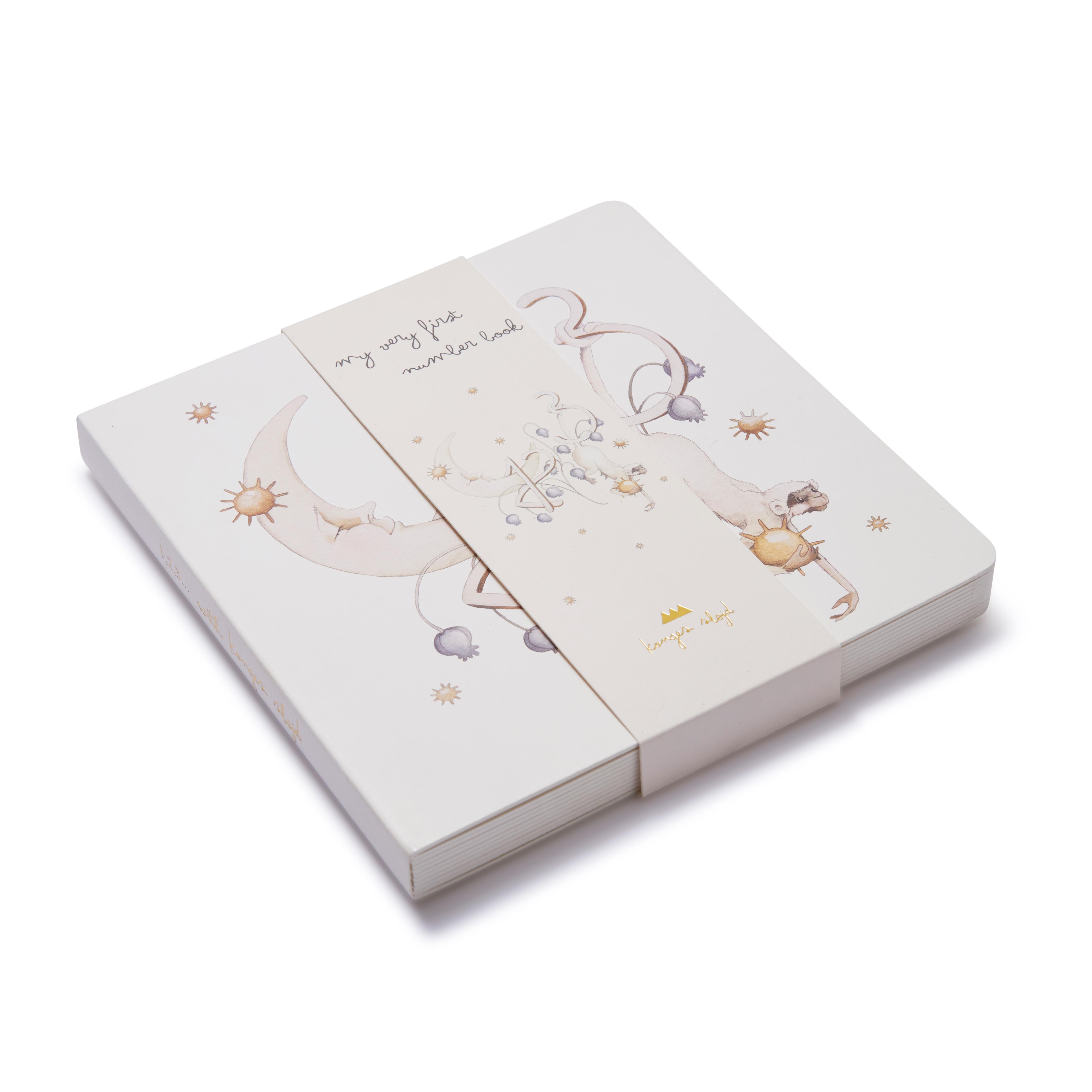 Konges sløjd - My first number book -