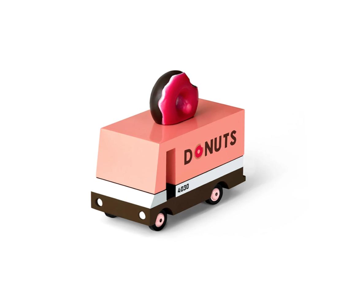 CANDYLAB Candy van - Donut van -
