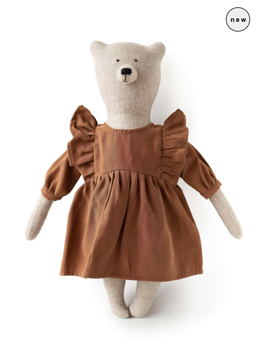 Philomena Kloss - Clare the bear -