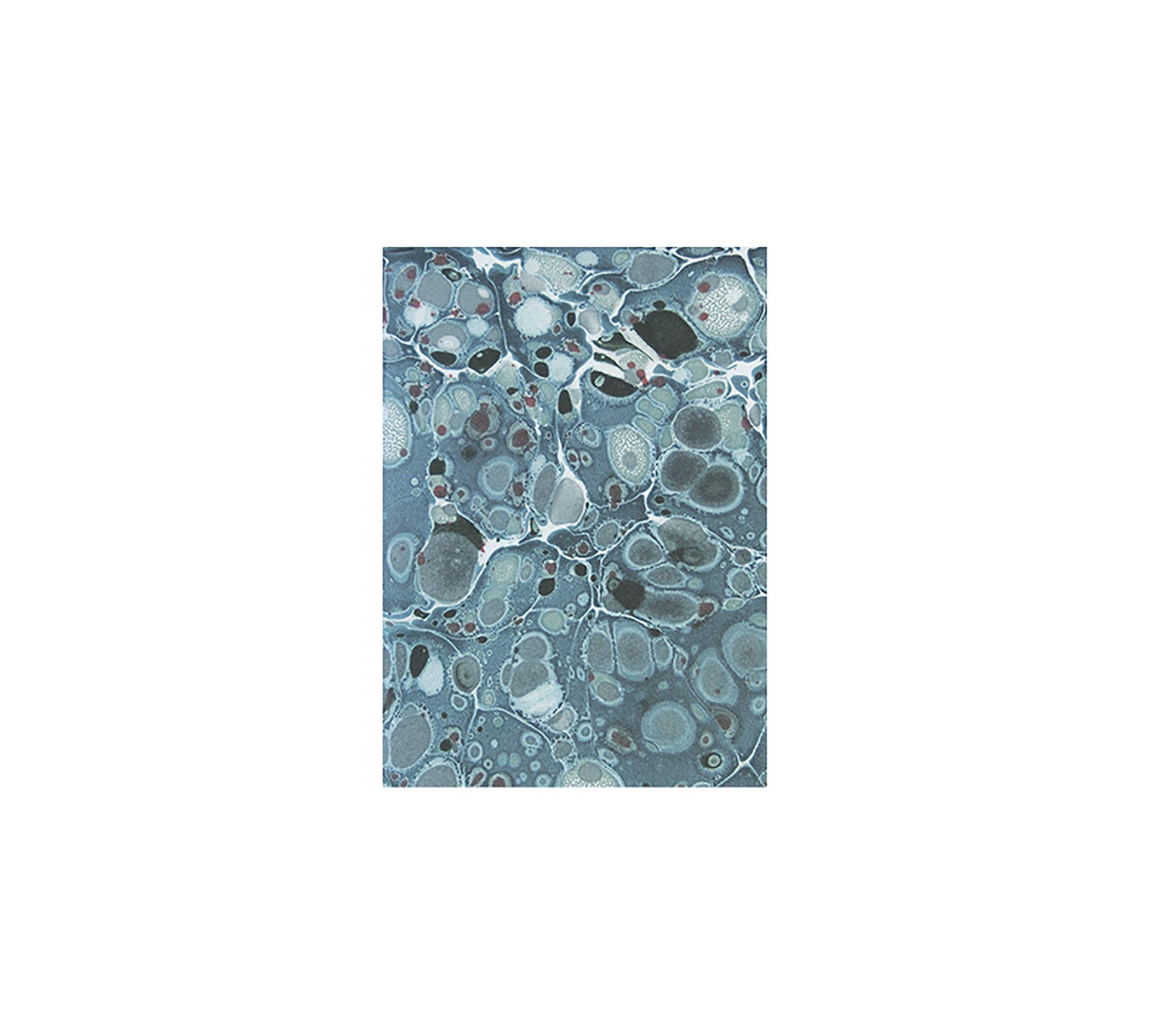 Sea Dazzle blank notatbok A6