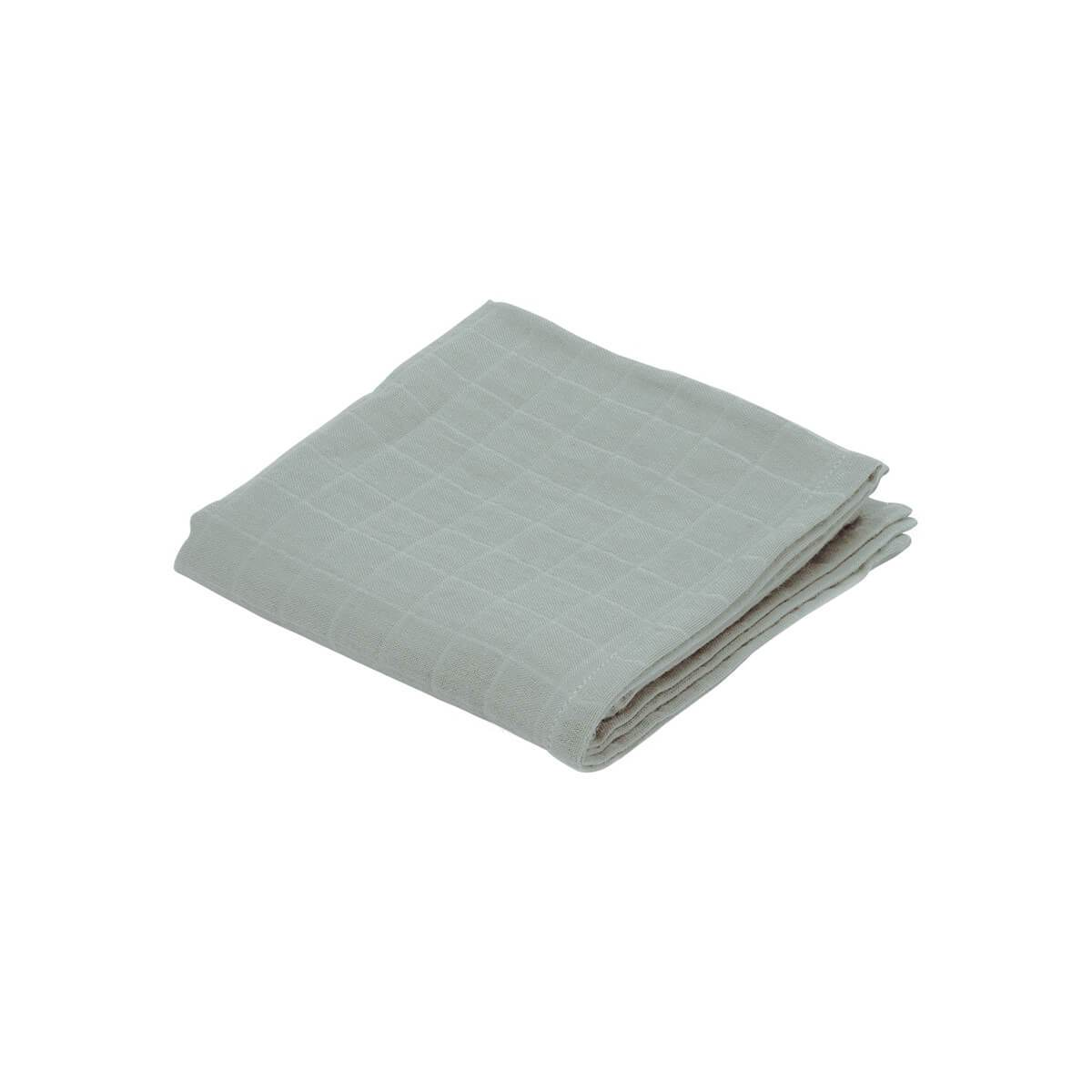 Konges Sløjd Muslin cloth - French blue -
