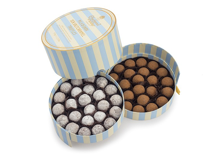 Charbonnel et Walker - Sea salt caramel truffle assortment -