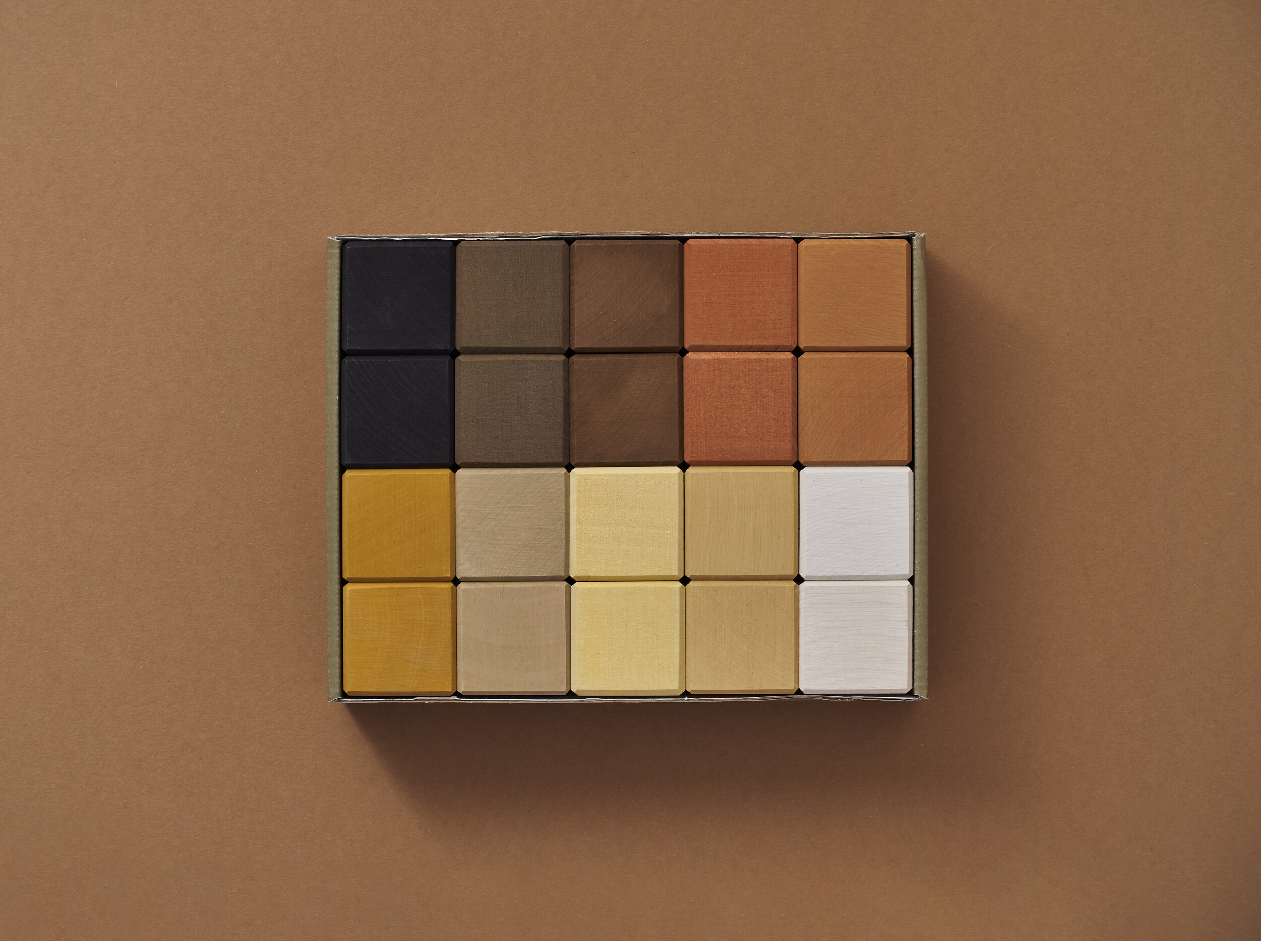 RADUGA GREZ Skintones Cubes set