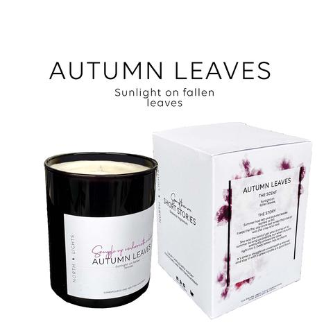 North & Light Duftlys - Autumn leaves -