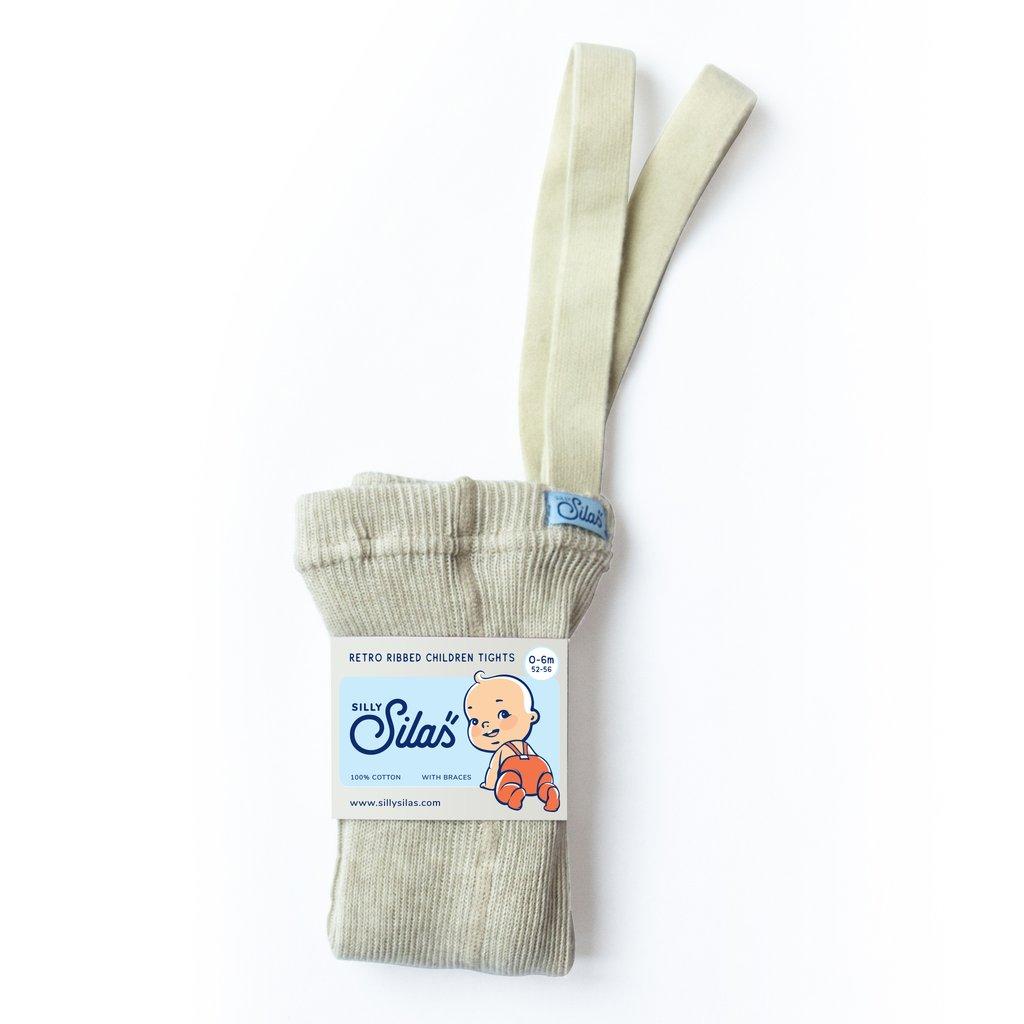 SILLY SILAS Strømpebukse - Cream blend -