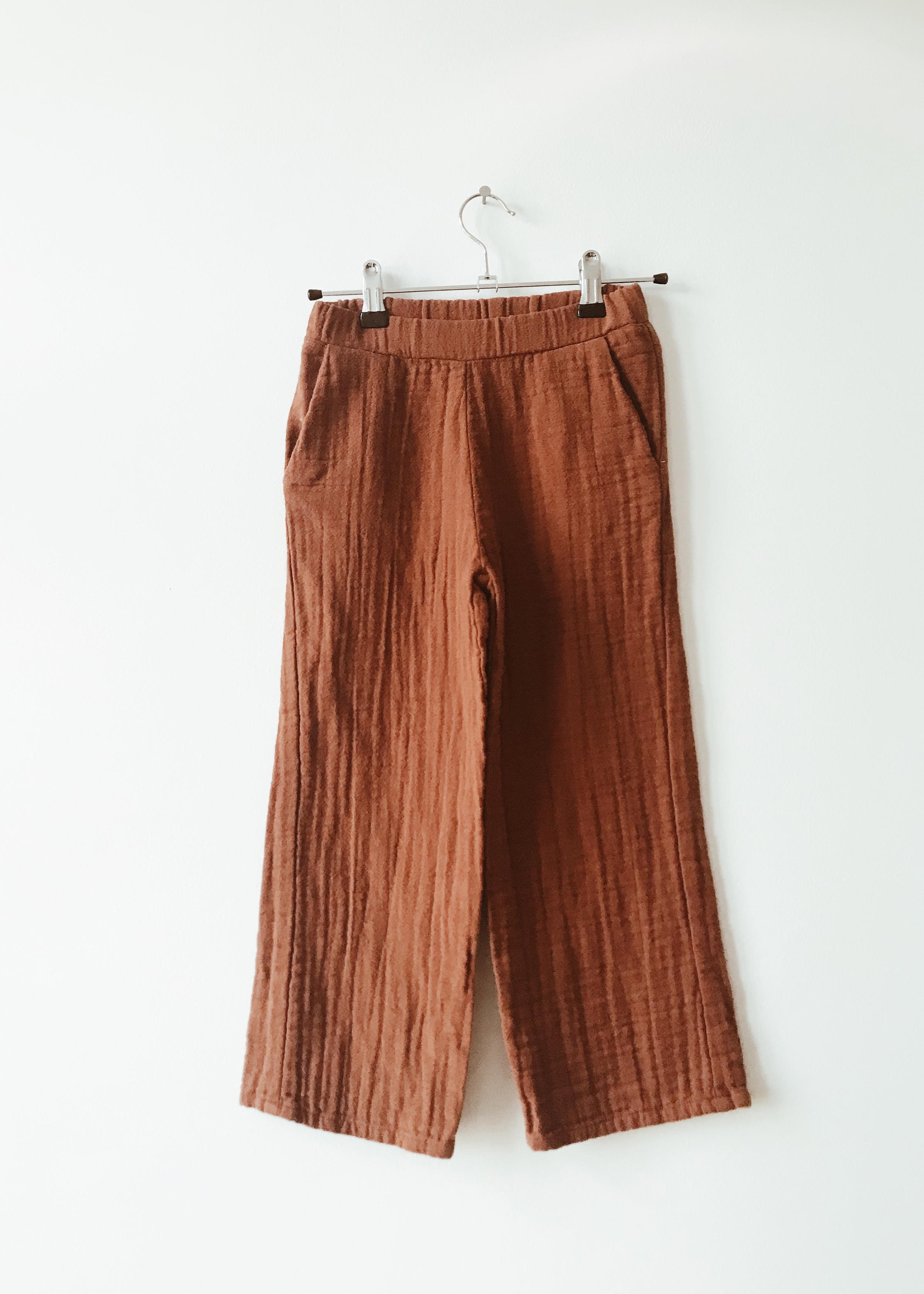 MONKIND Dust Wide leg trouser