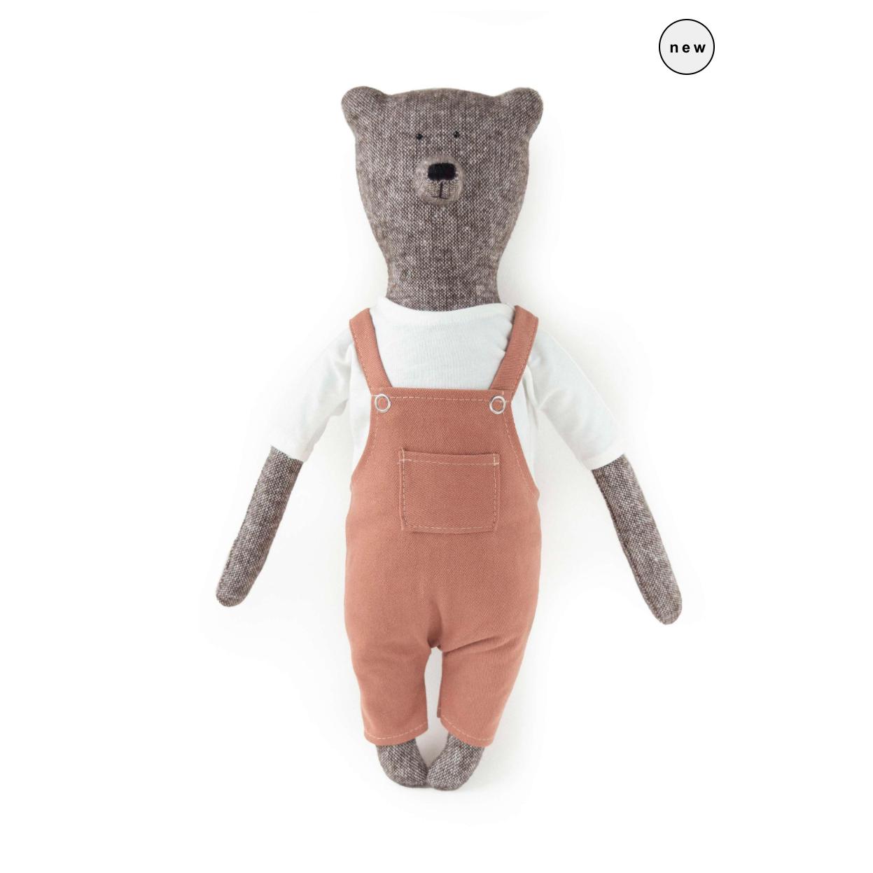 Philomena Kloss - Martin the bear -