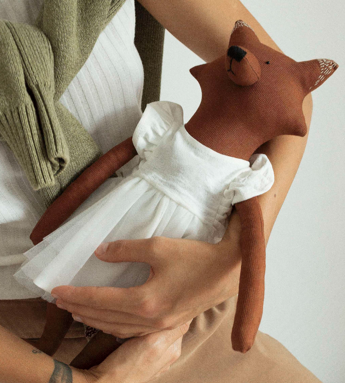 Philomena kloss - Joan the fox -