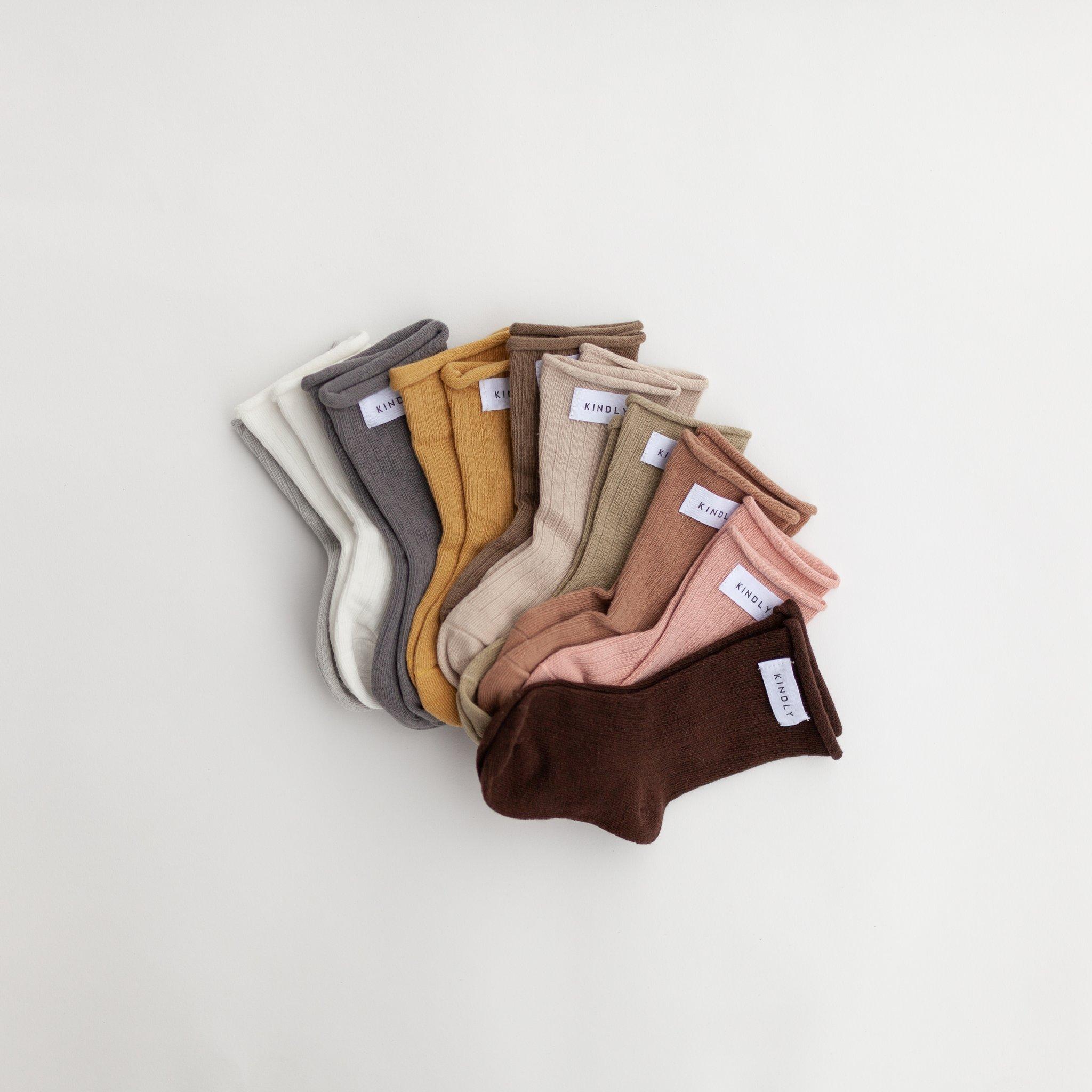 KINDLY (Tidligere Fireldday) Socks - 7 farger -