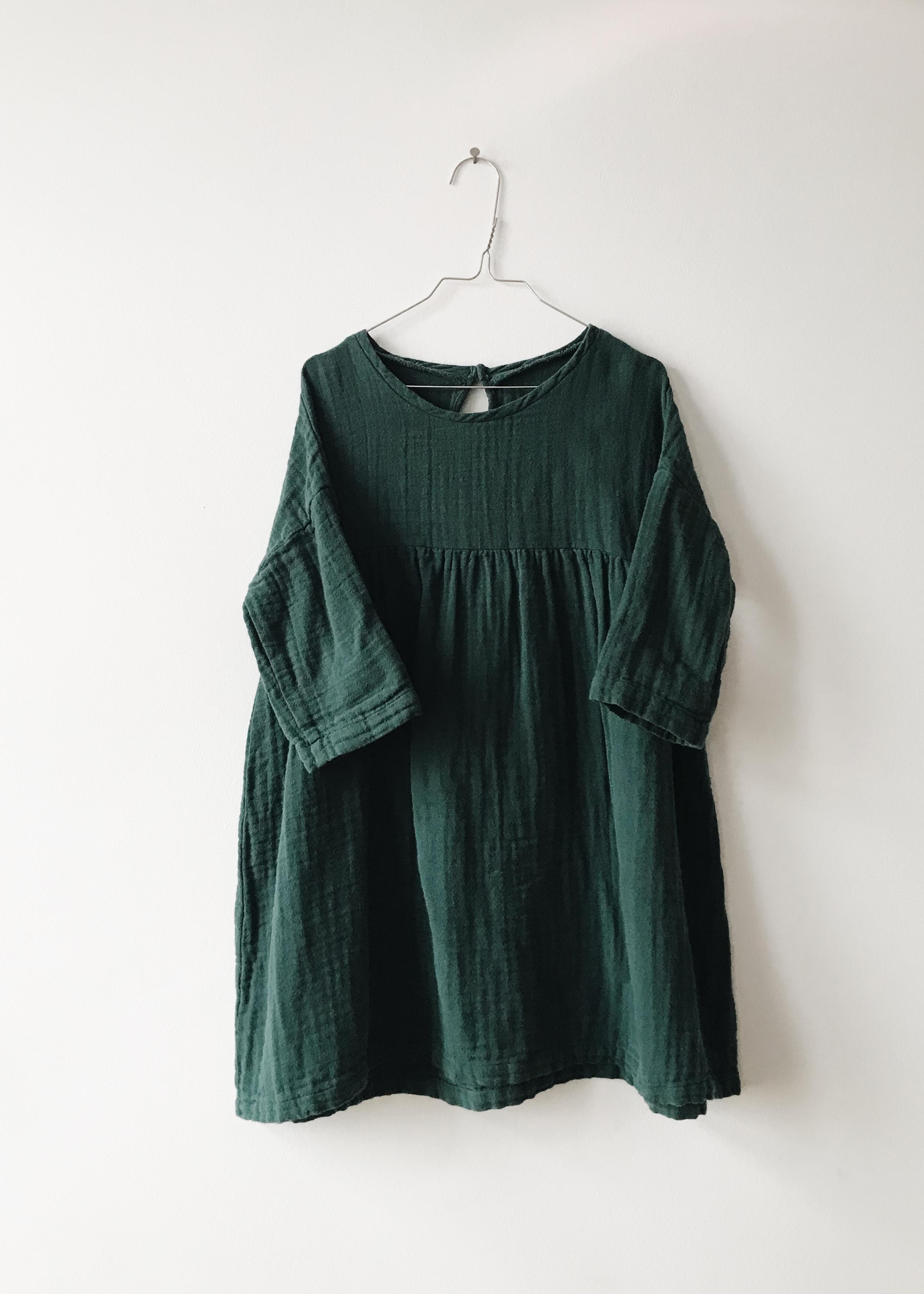MONKIND Moss Twirl dress