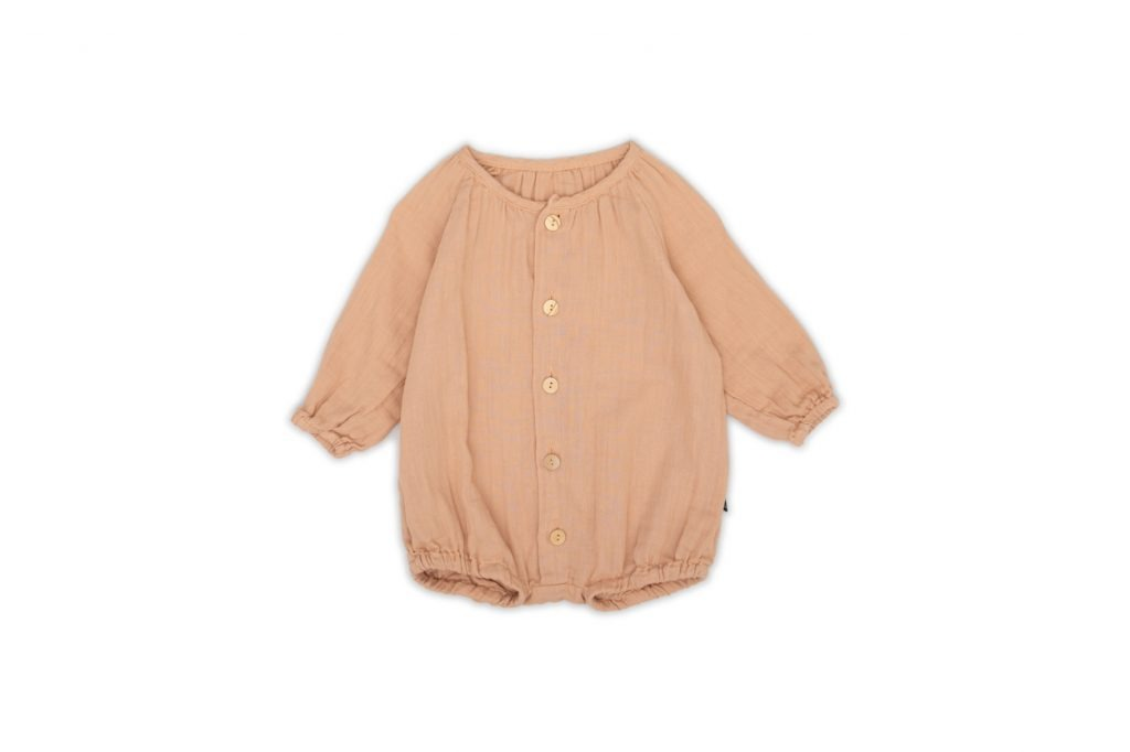 MONKIND Puff overall - Apricot -