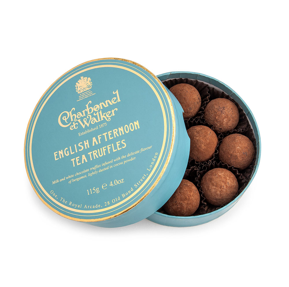 Charbonnel et Walker - Afternoon tea truffles -