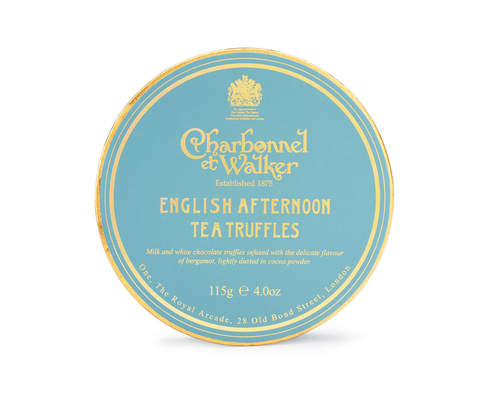 Charbonnel et Walker - Afternoon tea truffles -